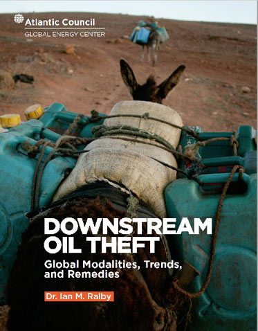 Downstream Oil Theft: Global Modalities, Trends and Recommendations Cover Image