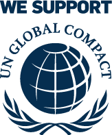 UN Global Compact Endorser Logo